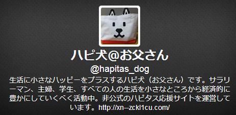ハピ犬Twitter